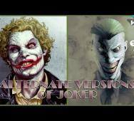 The Alternate Versions of THE JOKER [Video]