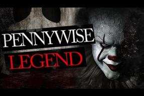 PENNYWISE Legend - The True Story Behind IT the Clown [Video]