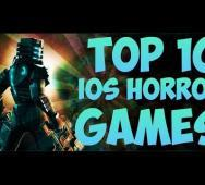 [Must Play] Top 10 iOS Horror Games