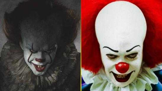 Old Pennywise Vs New Pennywise Rap Battle