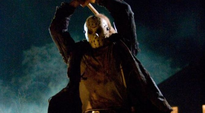 FRIDAY THE 13TH Series Top 13 JASON VOORHEES Kill Scenes Video #horror
