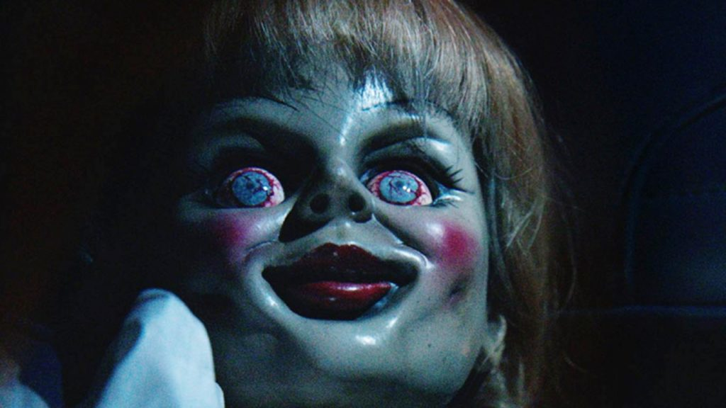 Annabelle Creation 2017 Ending Explained Conjuring Series Con