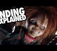 CULT OF CHUCKY (2017) Ending Explained Video