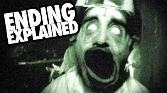 GRAVE ENCOUNTERS (2011) Ending Explained Video