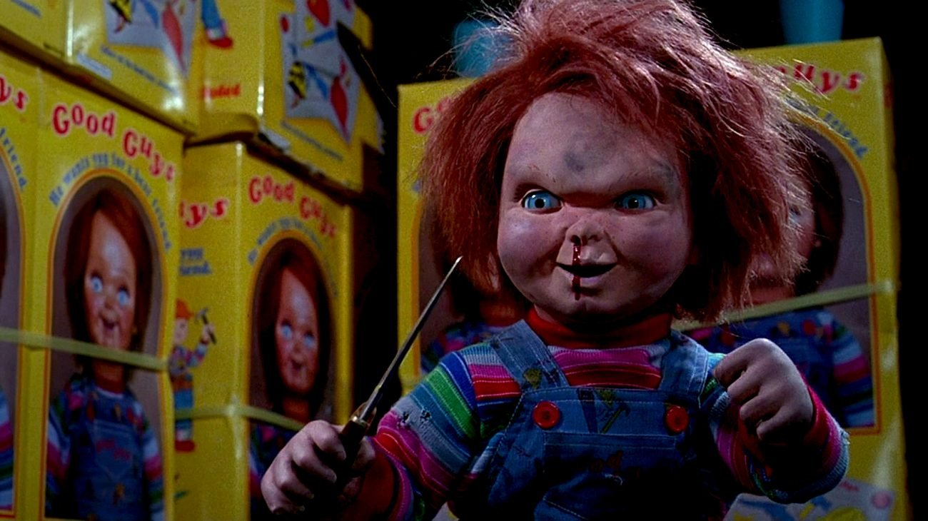 Child's Play 2 (1990) KILL COUNT Video #horror