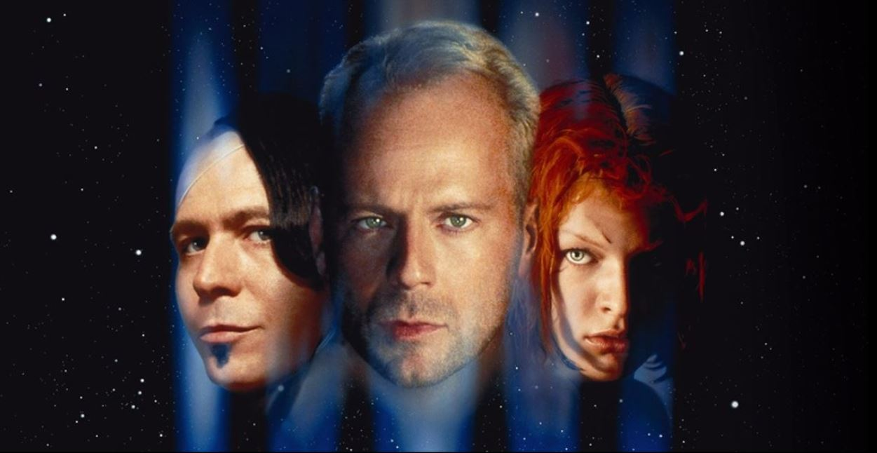 Top 10 Amazing Facts About The Fifth Element (1997) Video #horror