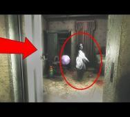 Top 5 Ghost Attacks Caught on Camera + Ghosts Spotted in Real Life!