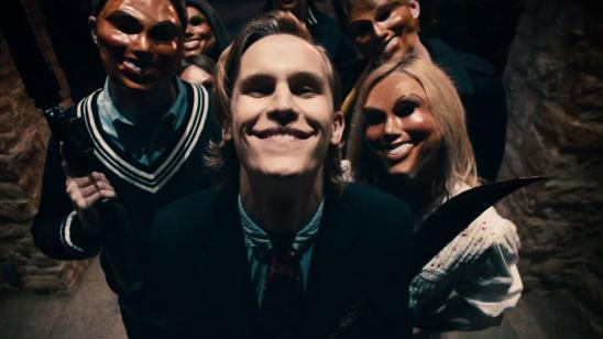 The Purge (2013) KILL COUNT [Video]