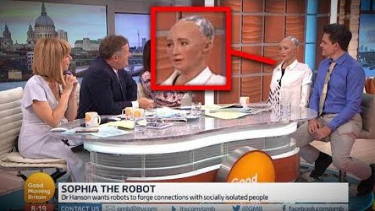 6 Scariest Things Said by A.I. Robots You MUST See