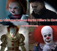 Top 10 Supernatural Serial Killers In Movies