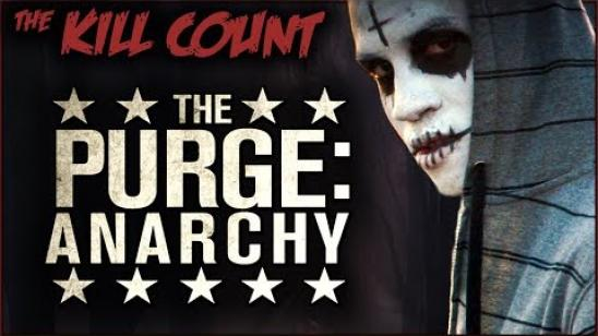 The Purge: Anarchy (2014) KILL COUNT [Video]