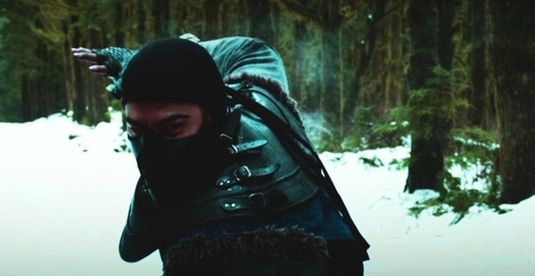 First Image of Sub-Zero From Mortal Kombat: Legacy
