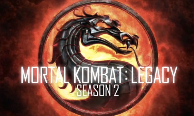 Mortal Kombat: Legacy: Ep. 2 - Jax, Sonya and Kano (Part 2)
