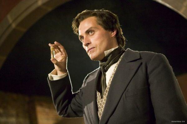 Rufus Sewell Head Vamp in Abraham Lincoln: Vampire Hunter!!