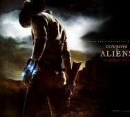 Cowboys and Aliens - Trailer and Posters