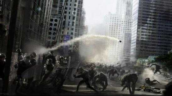 Rise of the Planet of the Apes - Weta Digital Concept Art