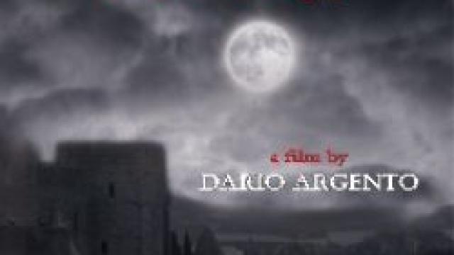 Dario Argento Dracula 3D Update
