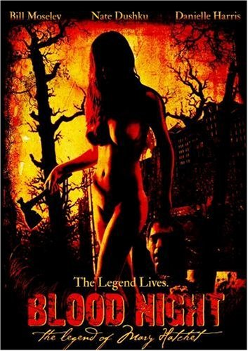 Blood Night: The Legend of Mary Hatchet from Lionsgate