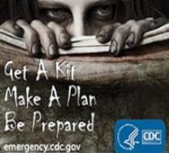 C.D.C. Prepares for Zombie Apocalypse
