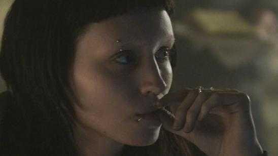 The Girl with the Dragon Tattoo - Lisbeth Salander