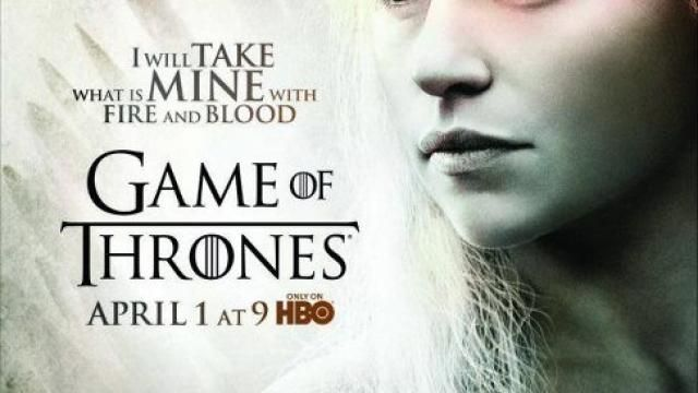 Game of Thrones Season 2 - Trailer and 6 Posters