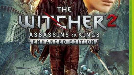 The Witchers Storyline - Witcher 2 Press Release - Box Art