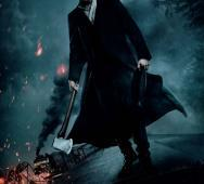 Abraham Lincoln: Vampire Hunter UK Poster