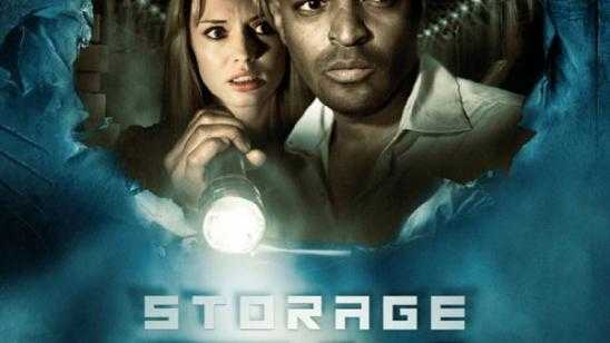 Storage 24 - Trailer and Poster