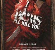 Paris, I'll Kill You - Poster
