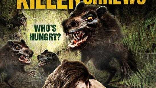 Return of the Killer Shews - DVD Artwork Poster