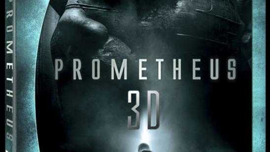 Ridley Scotts Prometheus Blu-ray and DVD Art