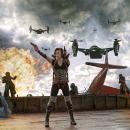 Milla Jovovich Talks Live on Resident Evil Retribution