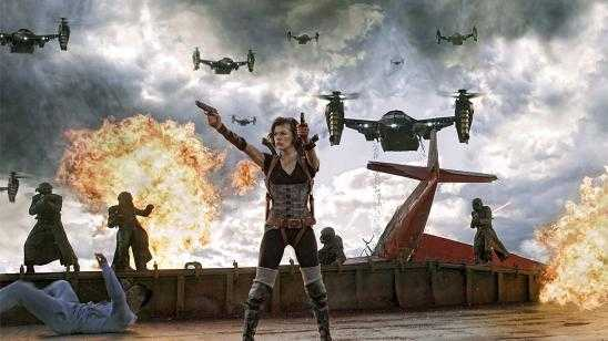 Milla Jovovich Talks Live on Resident Evil Retribution