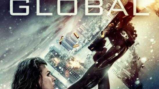Resident Evil: Retribution Comic Con Poster