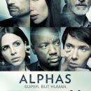 Syfy Alphas Season 2  - Official Poster
