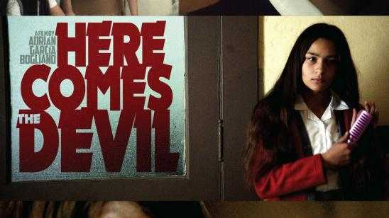 Here Comes the Devil - Two New Movie Posters