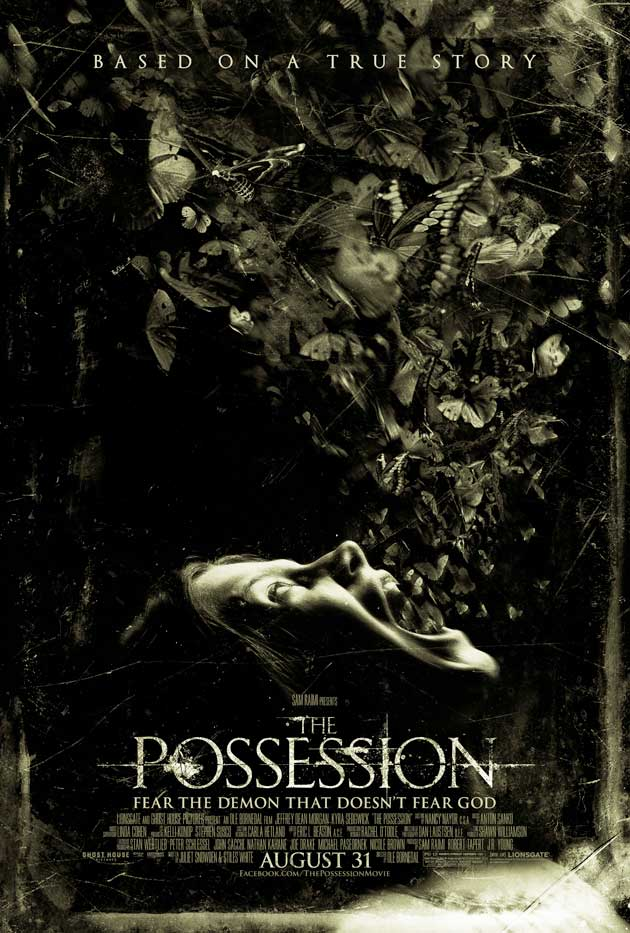 The Possession - Motion Poster Debut