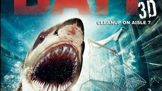 Bait 3D - Shark Movie Coming in September