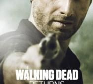 The Walking Dead - Nominated for Three Emmy Awards