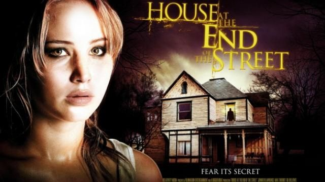 House at the End of the Street - UK Poster