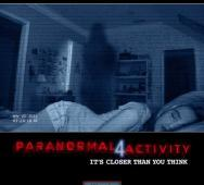 Paranormal Activity 4 Official Poster Plus Trailer