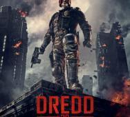 "Dredd 3D - New Poster ""Judgement is Coming"""