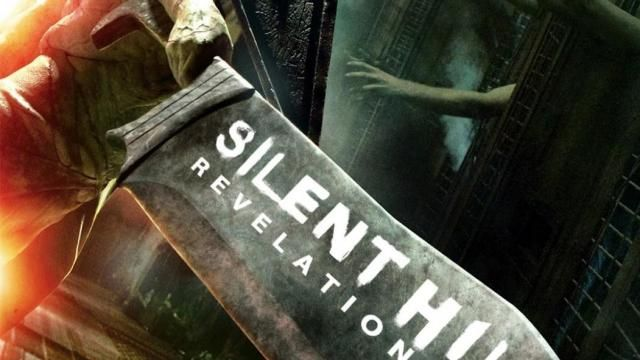 Official Silent Hill: Revelation 3D Poster - Pyramid Head