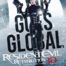 Resident Evil Retribution 3D - Axeman Clip