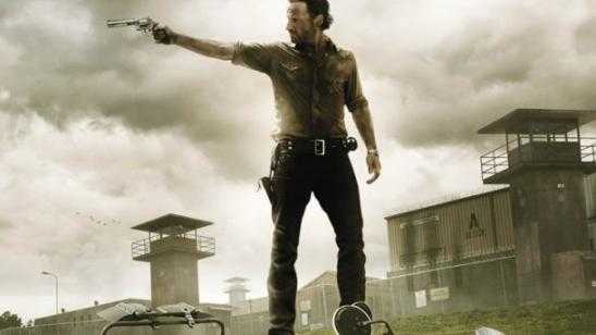 AMC The Walking Dead Season 3 - Official Poster