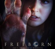Anthony Brownrigg Freeborn - New Werewolf Movie Poster