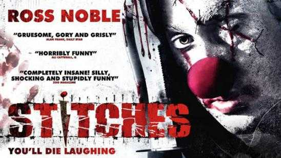 Stitches - Killer Clown Official UK Poster