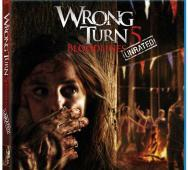 Wrong Turn 5: Bloodlines - Mash-Up Site