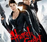 Hansel and Gretel: Witch Hunters Official Movie Poster