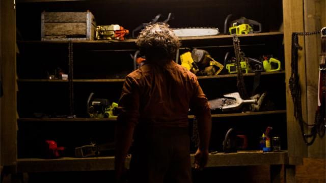 Texas Chainsaw 3D 2013 - New Image of Leatherface